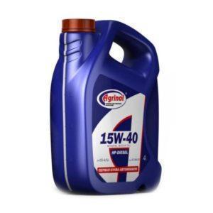 Агринол HP-Diesel 15W-40 CG-4/SJ