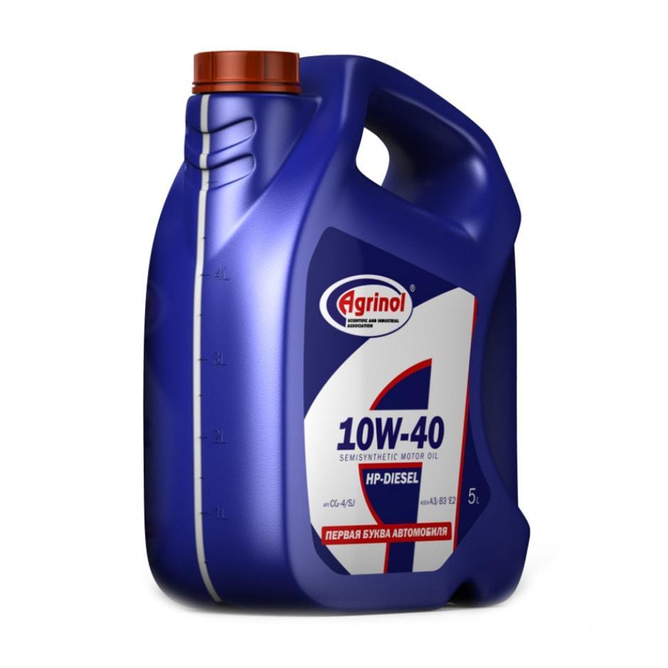 Agrinol HP Diesel 10W 40 CG 4 SJ 5l min