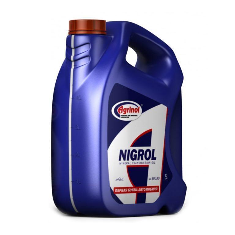 Агринол Нигрол SAE-90 GL-1