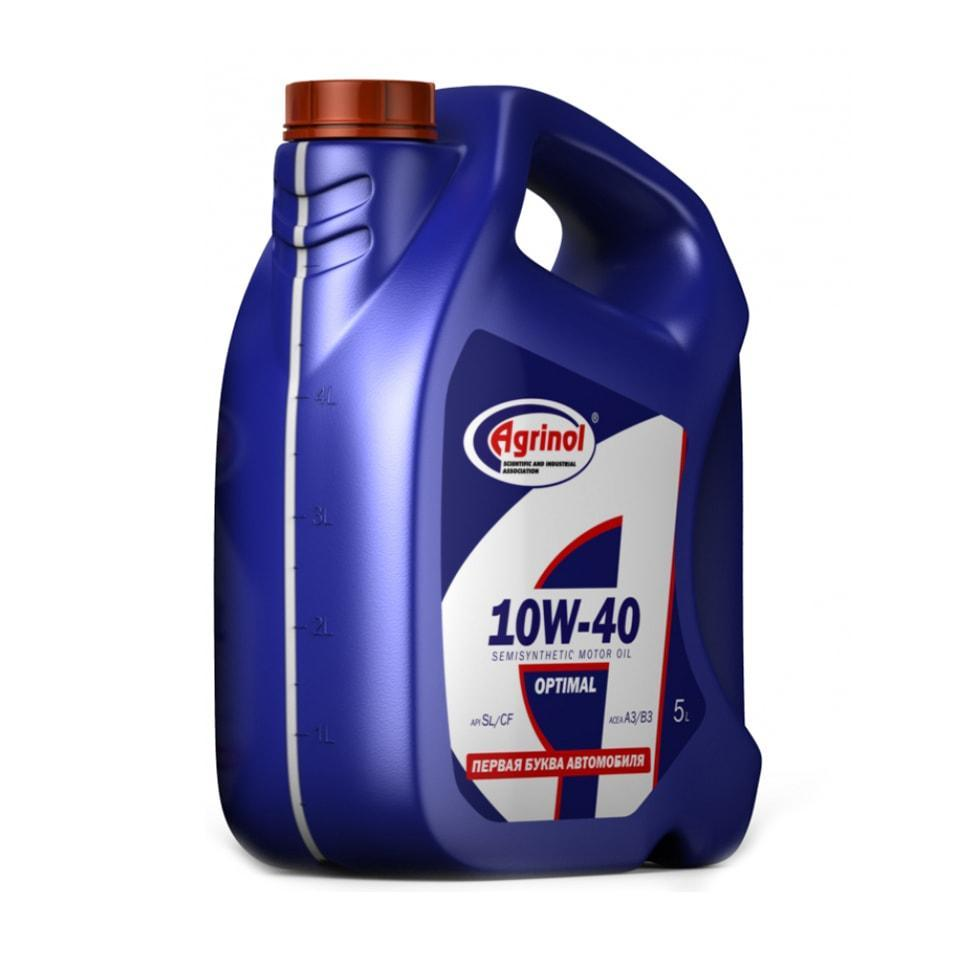 Agrinol Optimal 10W 40 SL CF 5l min