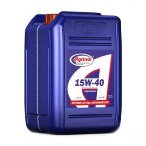 Агринол Turbo-Diesel 15W-40 CD (SG/CD)