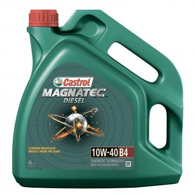 Castrol Magnatec Diesel 10W 40 B4