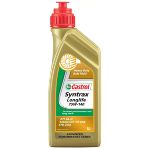 Castrol Syntrax Longlife 75W-90