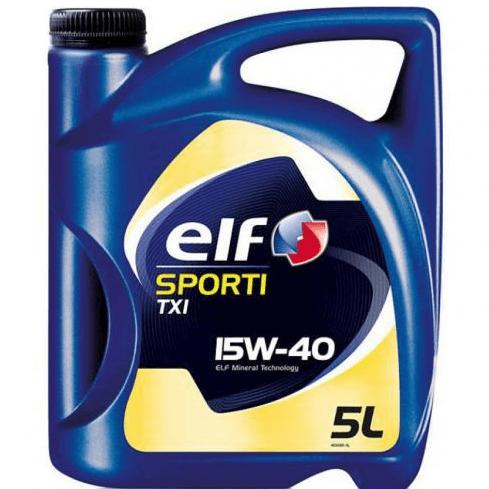 ELF Sporti TXI 15W40