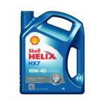 Shell Helix HX7 10W 40 4l