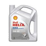 Shell Helix HX8 5W 40 4l