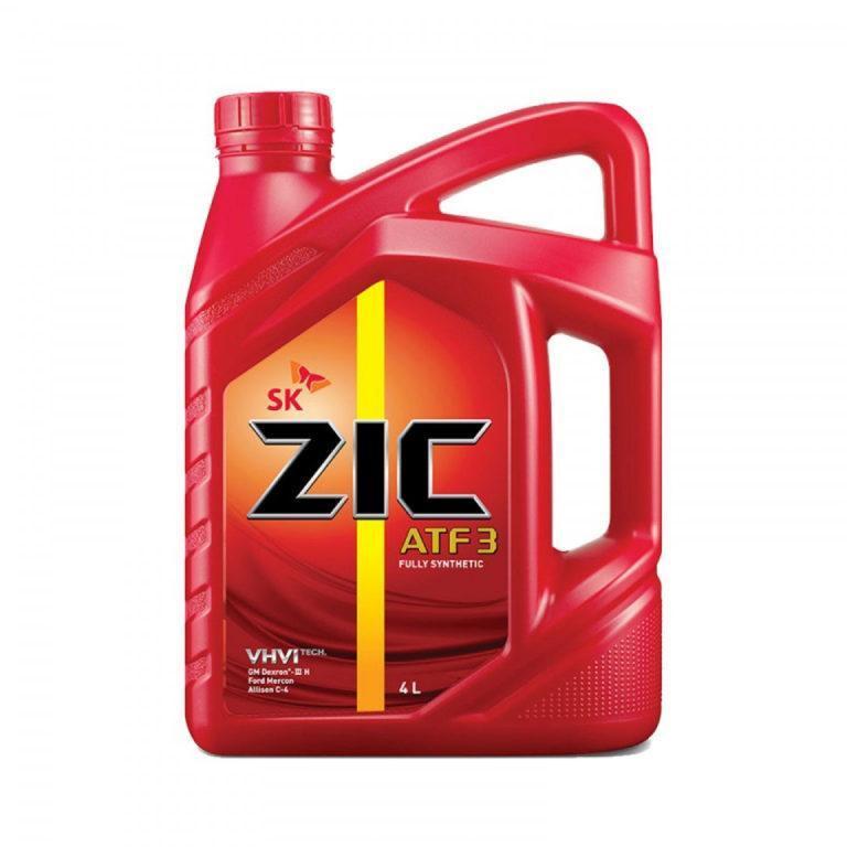 ZIC ATF III