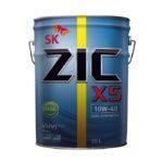 ZIC X5 10W 40 Diesel