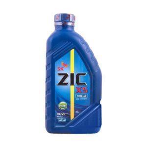 ZIC X5 10W-40 Diesel