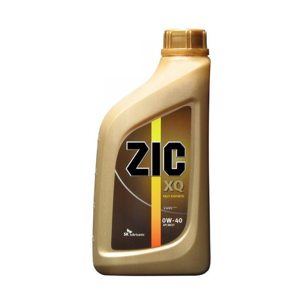 ZIC XQ 0W 40