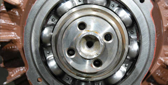 Смазка для подшипников электродвигателя: сколько, как часто, виды