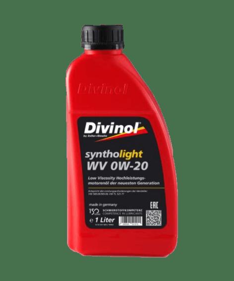 Divinol Syntholight WV 0W20