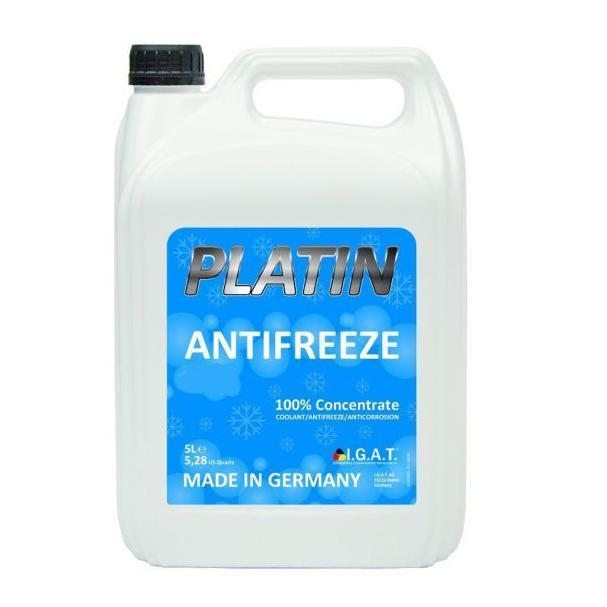 I.G.A.T. PLATIN Antifreeze concentrate