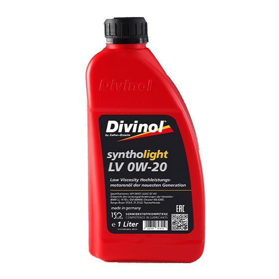 Divinol Syntholight LV 0W20